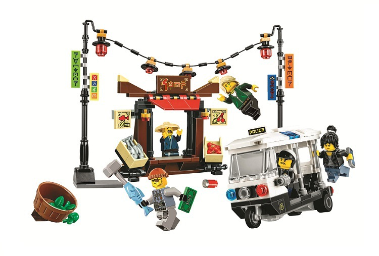 BELA Ninjagoed City Chase Building Blocks Sets Bricks Ninja Movie Classic Model Kids Toys Marvel Compatible Legoe lepin building blocks sets city explorers jungle halftrack mission bricks classic model kids toys marvel compatible legoe