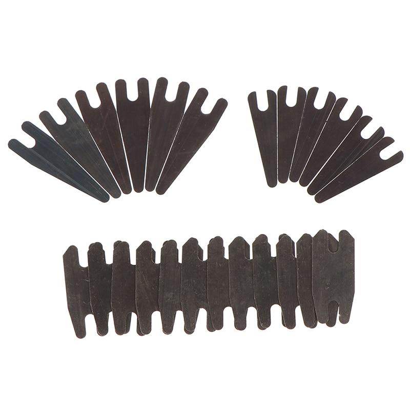 New 24pcs/Set Tattoo Machine Parts Contact Springs Set Shader Repair Conventional Tattoo Coil Machine Shrapnel