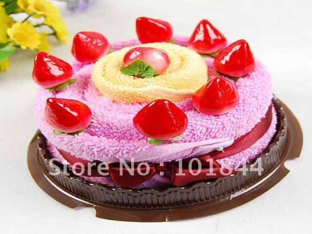 Birthday Cakes Gifts Images ~ Free shipping strawberry birthday cake gifts purified cotton
