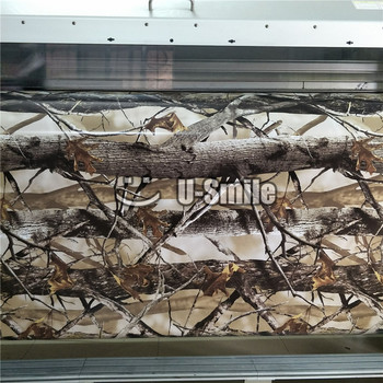 Realtree Advantage Camouflage Vinyl Wrapping Decal Realtree Camo Vinyl Film Vehicle Wrapping For SUV TRUCK Jeep 30M/Roll
