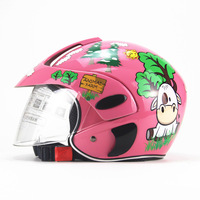 Free Shipment New Child Motorcycle Helmet Protective carton Safety Helmets Motor Motorbike scooter children baby helmet for kids