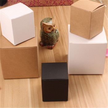 200pcs Retro DIY European Candy Boxes Creative paper candy box Retro Kraft Paper Birthday Gift Box Free Shipping