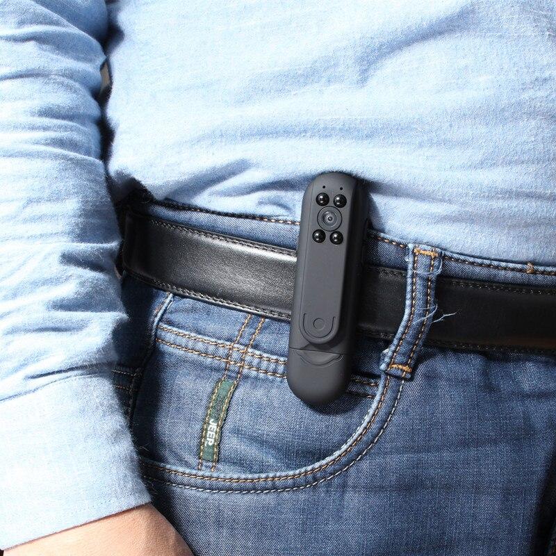 bilder für Blueskysea Kleinste Tasche Wifi Kamera HD CMOS Polizei Körper Getragen Video Kamera Full HD 1080 P DVR IR Kamera Für Andriod IOS