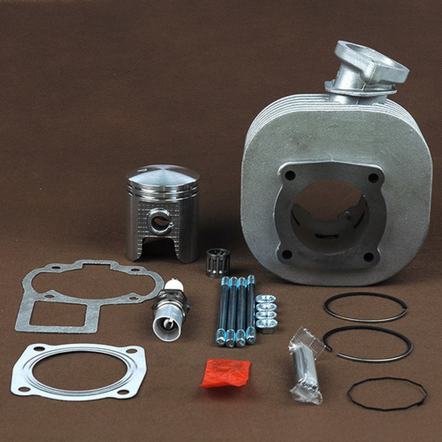 Cylinder Piston Pin Gasket Engine Spark Plug Kit Set Kits For Suzuki LT80 LT 80 1987-2006 Motor Parts 11210-40B01