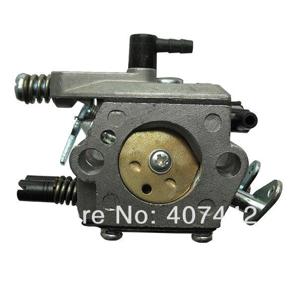 45cc 52cc 58cc Chain saw Carburetor 2 stroke engine 4500 5200 5800 chainsaw free shipping