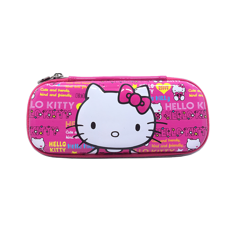 Primary School Student Creative Korea Simple Fresh Cute cat Pencil case 220909 school gifts boxes pupil men multifunctional creative disney child pencil box primary school student