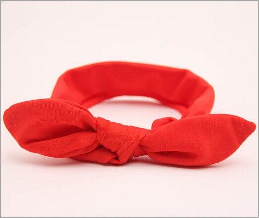 Повязка-тюрбан эластичный ободок для волос, повязка на голову, бандана, Новинка - Цвет: color 6
