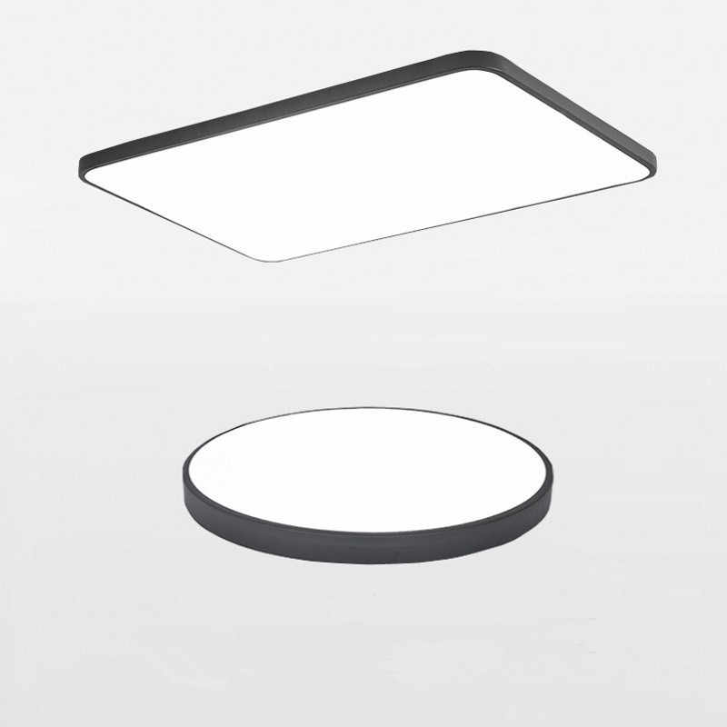 Modern Led Chandelier light Fixture For Living Room Bed Room Kitchen Led Ceiling lamp Plafon Acrylic Luminaire 5cm Ultra thin