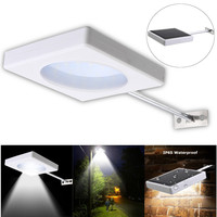 Waterproof Solar Power Panel SMD 2835 25 LED Solar Light Outdoor Garden Street Wall Street Lamp