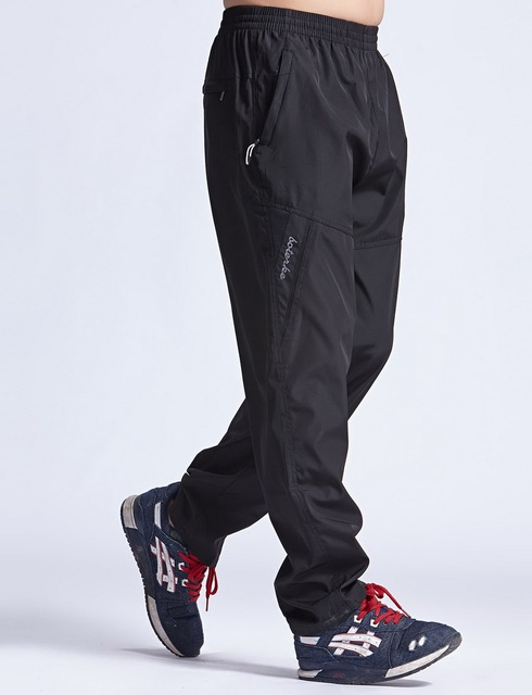 Grandwish Men Winter Sweatpants Warm Fleece Thick Pants Mens Loose Elastic Waist Pants Casual Pants Trousers With Pockets,DA897 2