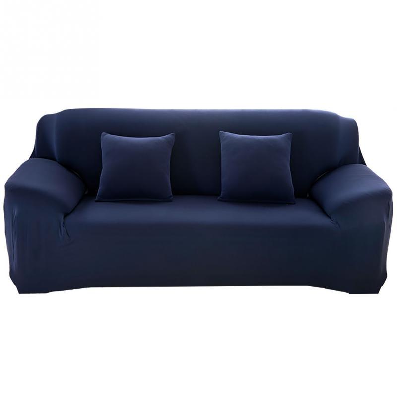 Tanie Sofa Pokrywa Odcinek Kanapa Uniwersalne Stałe