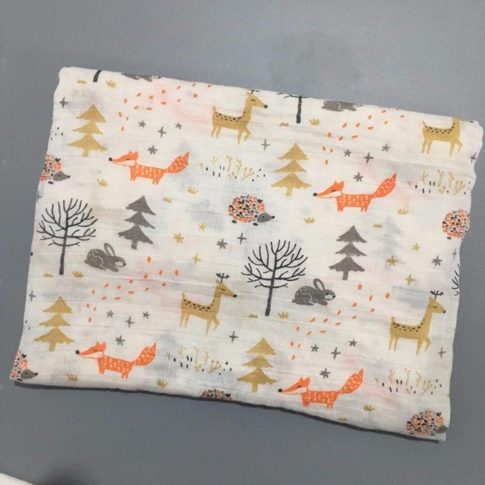 Spring & Summer Infant Baby Bath Towel Newborn Plain Blankets Towels Animal 100% Cotton Towel