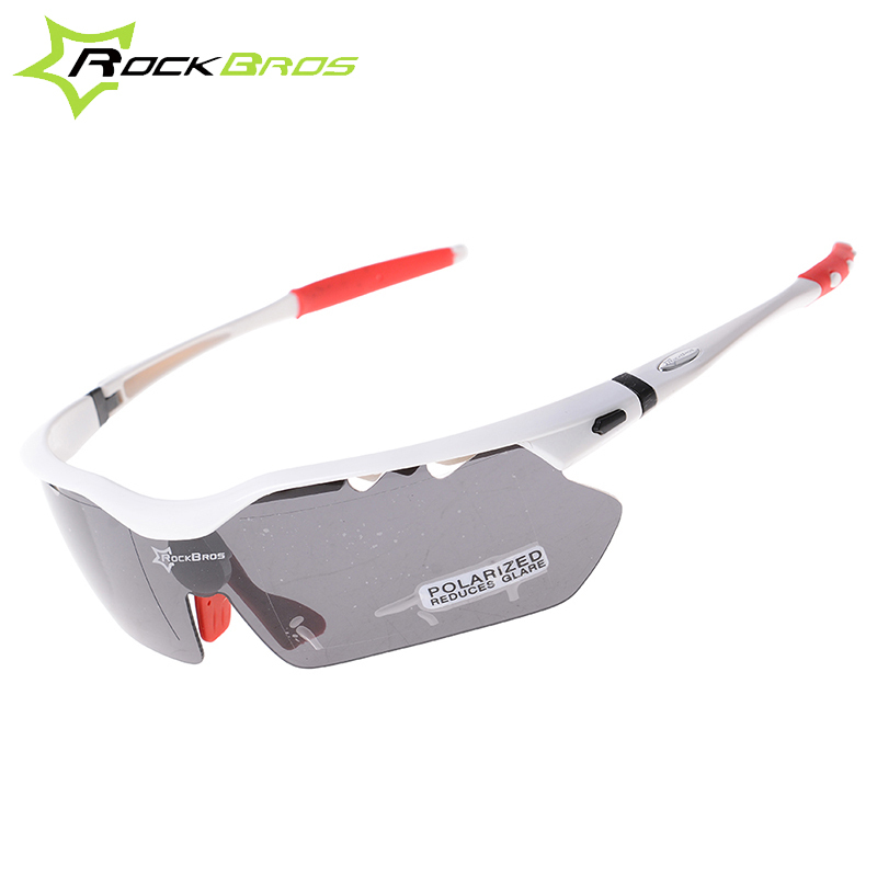 RockBros Polarized Bicycle Glasses Cycling Sun Glasses Outdoor Sports Road Bike Sunglasses TR90 Goggles Eyewear 5