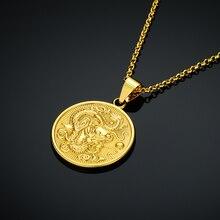 Dragon Necklace Jewelry