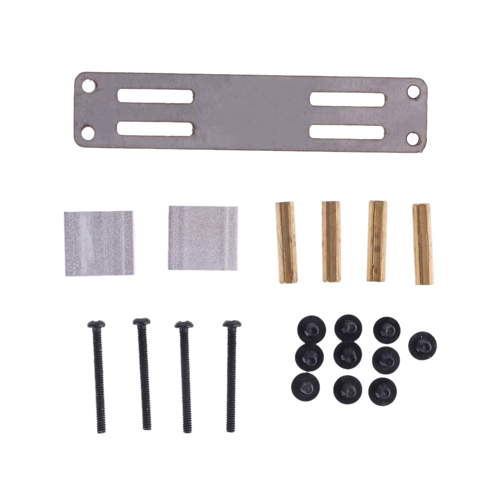 Premium New Metal Servo Fixed Mount Bracket Kit Upgraded Parts For MN D90 D91 RC Truck Car in Parts Accessories from Toys Hobbies