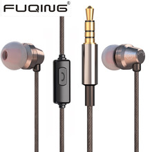 Hot sale MX1 3.5mm good bass metal earphone headphones with Microphone headset earbuds for iPhone 6 5S 4S 4 Samsung MP3 MP4