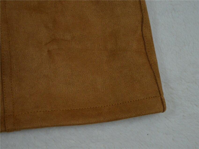 HTB1eGD.PpXXXXaHXXXXq6xXFXXXx - Spring Button Suede Leather Skirts JKP058