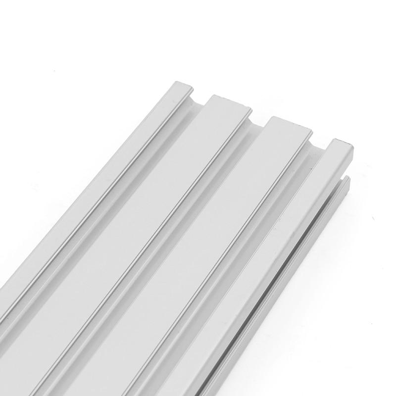 20x60mm 2060 Aluminium Extrusion Slot 6 Profile 20mm x 60mm 3D Printer /& CNC