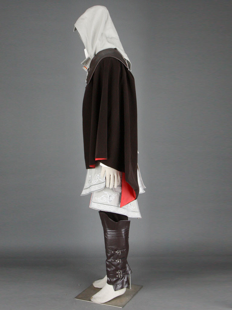 Assassin's Creed II cosplay Ezio Auditore cosplay costume halloween