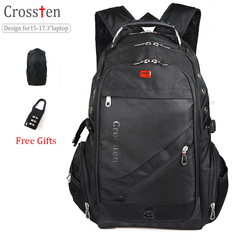On Sale Crossten Swiss Military Army Travel Bags Laptop Backpack ... 696f4e28a7