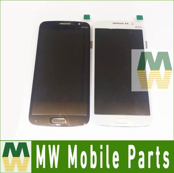 ФОТО 1PCS /Lot Black/White Color For Samsung Galaxy Grand 2 G7102 With Frame LCD Display +Touch Screen Digitizer