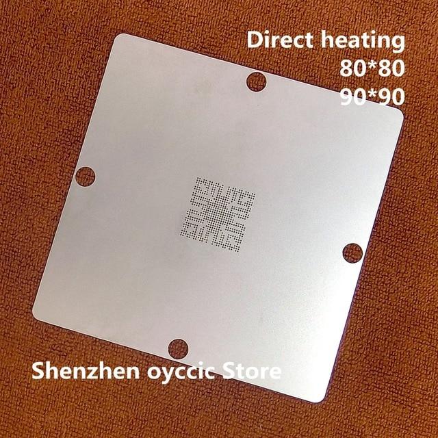 ישיר חימום 80*80 90*90 TCC8801 OA TCC8801 TCC8801 OAX סטנסיל תבנית