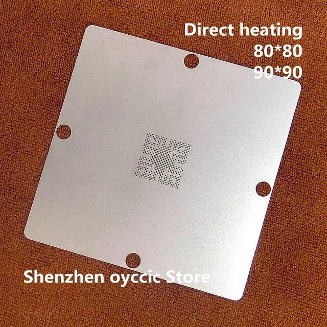 Modelo de estêncil de aquecimento direto 80*80 90*90 TCC8801 OA tcc8801 TCC8801 OAX
