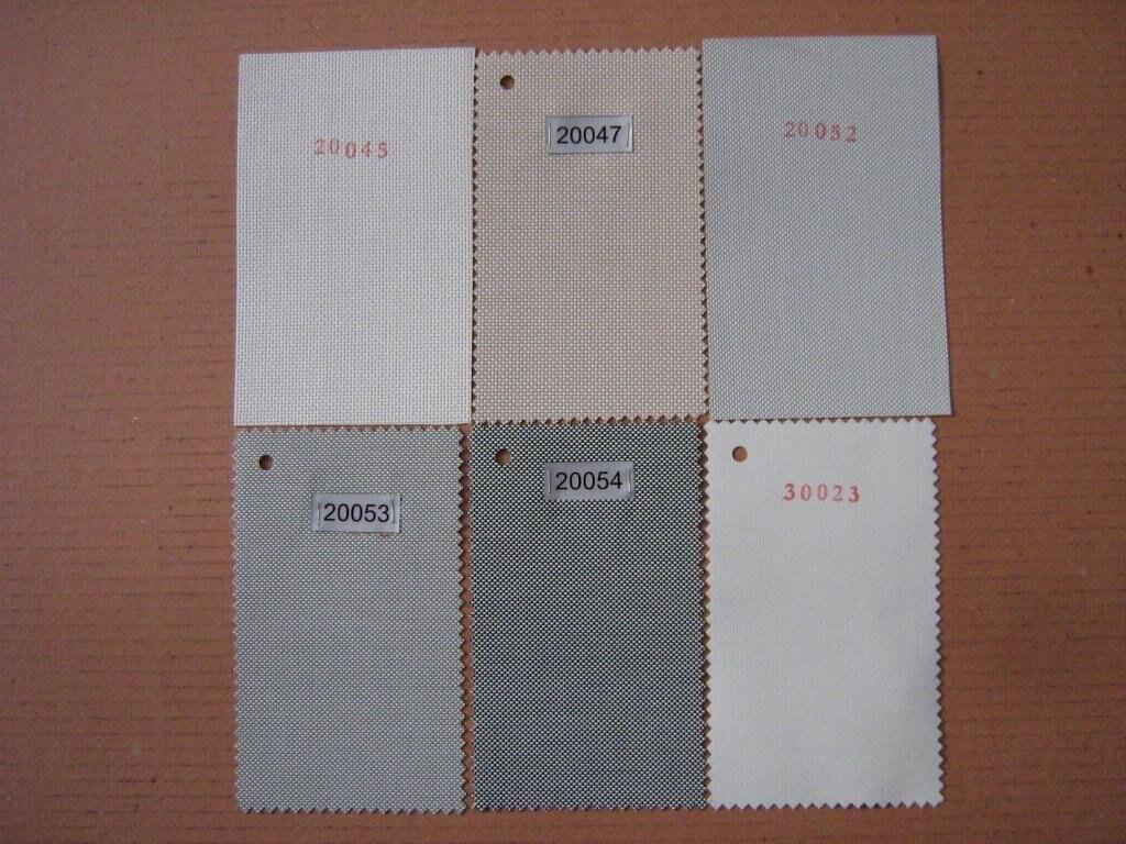 Моторизованные шторы на роликах, ширина 0,5 м, высота 0,5-1,8 м, Солнцезащитная ткань