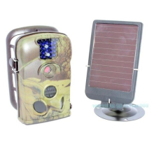 Free Shipping!LTL Acorn 940nm LED LTL 5210A Game Hunting Scouting Trail Camera + 7V Solar Charger Panel