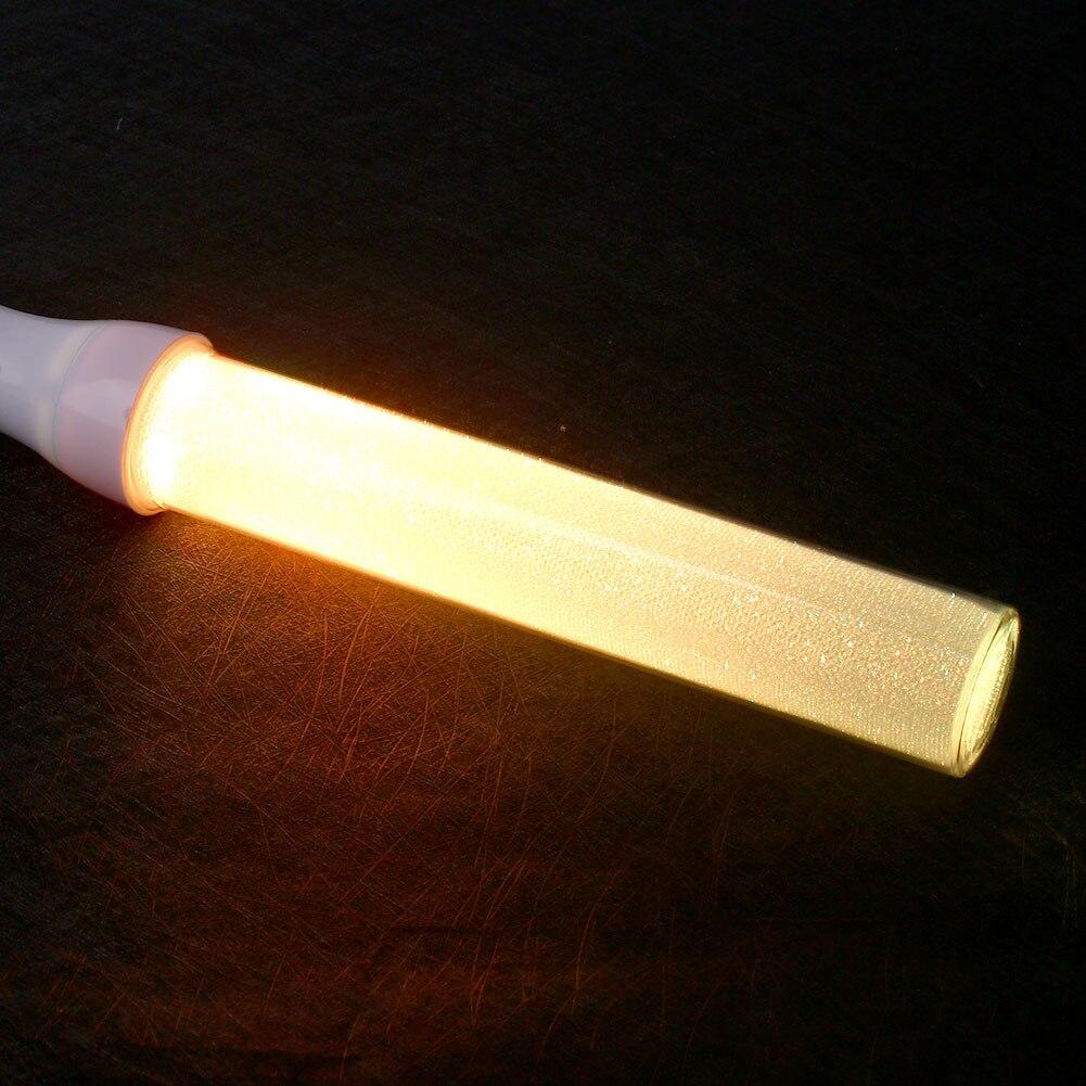26*2,7 см цветной ночной светящийся Glo-Sticks светильник для концертов светящийся светодиодный светящийся бар вечерние принадлежности