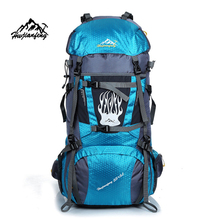Premium Gifts Outdoor Sports Camping Travel Rucksack Waterproof Mountaineering Outdoor Backpack Hiking Travel Camping Laptop Bag
