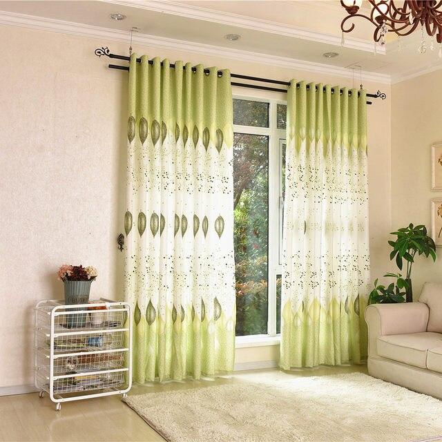 Moderne Fenster Tüll Vorhänge Für Wohnzimmer Schlafzimmer Sheer Vorhänge Für  Die Küche Fertigen Tüll Vorhänge Für Fenster Vorhänge