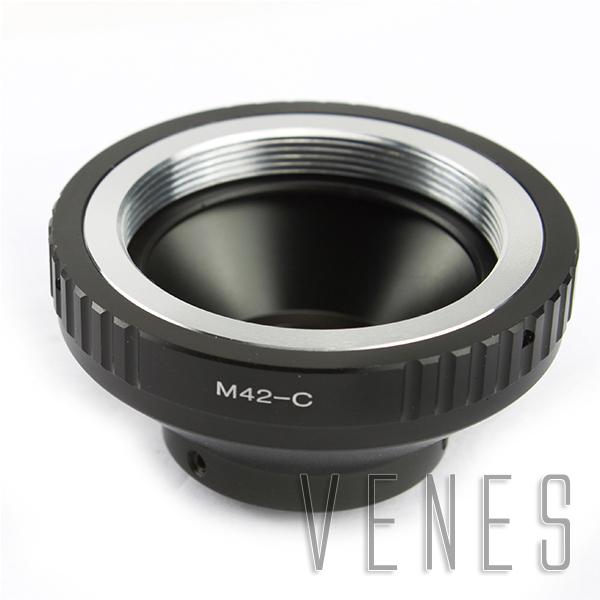 M42 Montaje de la Lente C Montaje de la Película Película Bolex Anillo Adaptador de Cámara de Vídeo