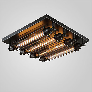 Retro Style Loft Industrial ceiling Lamp Edison Dinning Living Room Lights LED Vintage Ceiling Light Luminaire Plafonnier