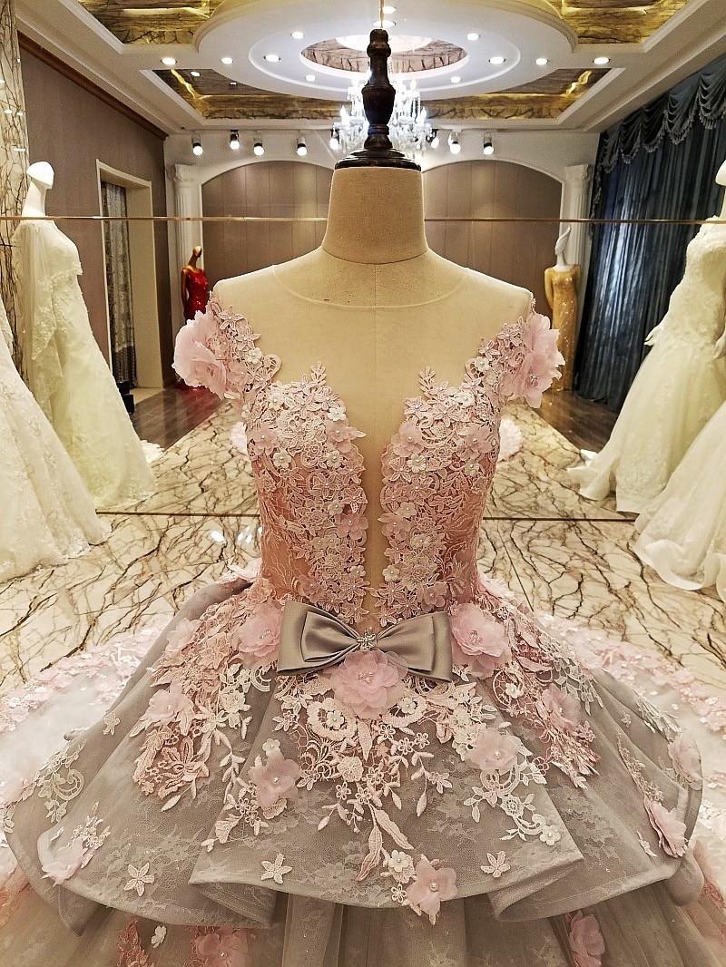 LS83920 φερμουάρ φόρεμα φερμουάρ πίσω - Ειδικές φορέματα περίπτωσης - Φωτογραφία 3