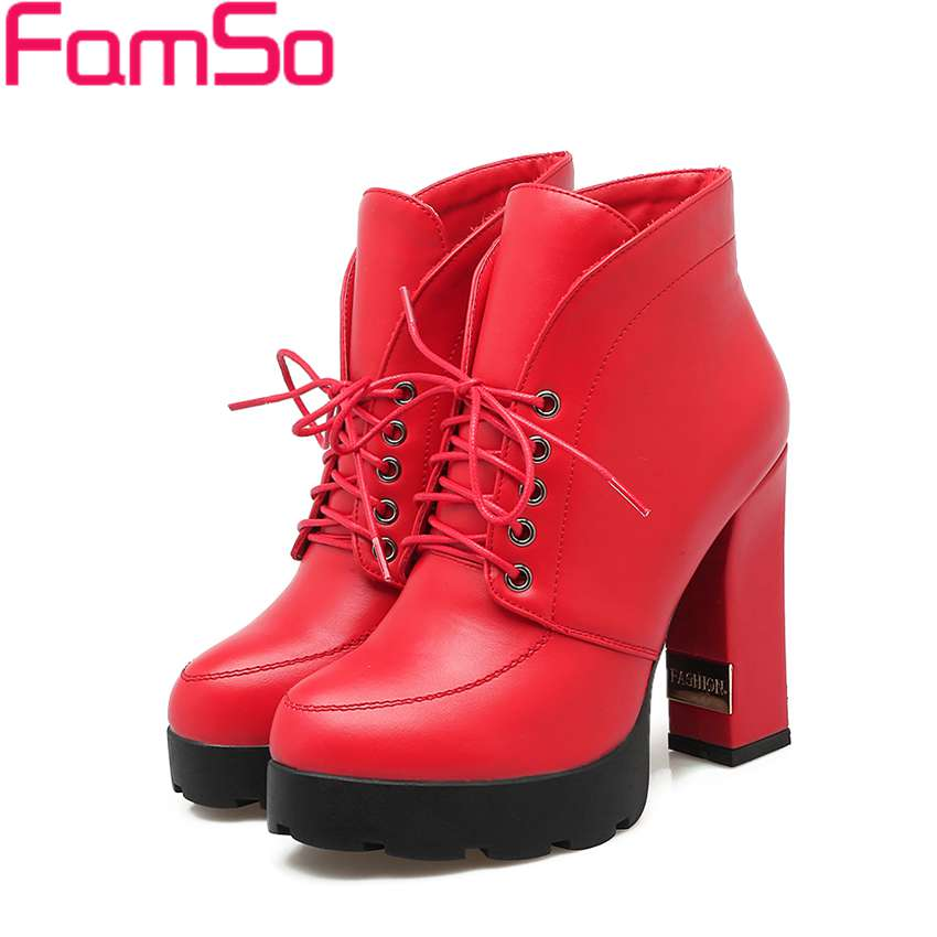 High Heel Pink Boots Promotion-Shop for Promotional High Heel Pink ...