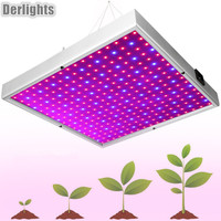 20W LED Grow Panel Light For Flower Plant Growing Indoor Grow Lights Garden Greenhouse Hydroponic Grow