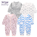HHTU Baby Rompers Autumn Clothing Set Newborn Clothes Cotton Long Sleeve Baby Jumpsuits 0-2 years
