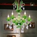 Современные светодиодные люстры для гостиной  спальни  кухни  столовой  lampadario  светодиодное подвесное освещение  люстры para sala