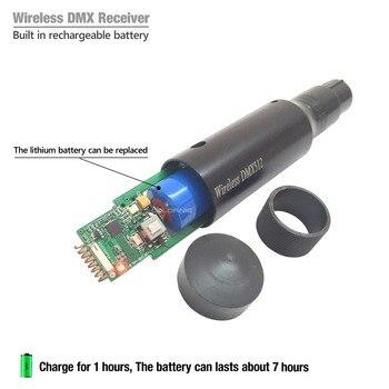 DMX Wireless Transmitter Receiver LED controller Laser Light Controller  very convenience