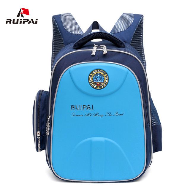 Children backpack school bag eva orthopedic rucksack girls boys student primary bookbags