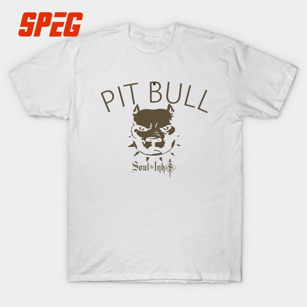 Design t shirt europe - Online Shop Design T Shirt Pit Bull American Bully Dogs Men Crewneck Short Sleeve T Shirts New Europe And American Man Funny T Shirts Aliexpress Mobile