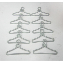 NEW Doll Clothes Hanger for 1 6 Girl Dolls Other Dolls Useful Doll Accessories Silver Gray