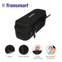 [IN STOCK] Tronsmart Durable Protective Carrying Case Hard Travel Bag Cover for Element Force, Force+, T6 Plus Bluetooth Speaker(China)