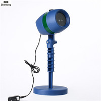 Christmas Stars Laser Light Shower Projector Effect Remote Moving Waterproof Outdoor Garden Xmas Decorative Lawn LED