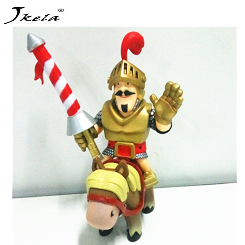[Jkela] Prince PVC Cosplay Game wars Figure Toys Model Dolls Game Figure toys phone game royal gift for friends