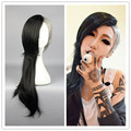 Mcoser Women's 75cm Multi-color Long Stright  Tokyo Ghoul Mr. Bai Uta Cosplay Wigs