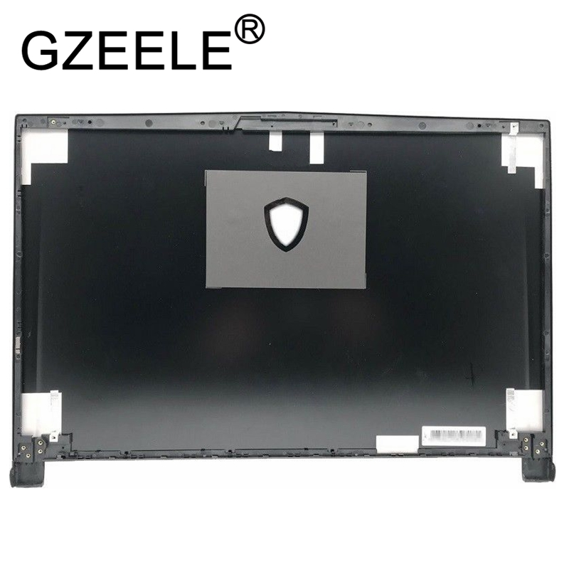 цены GZEELE NEW FOR GS73 GS73VR 7RG-035CN Top LCD Back Cover Rear Lid Case 3077B5A213HG LCD top case