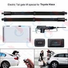 Электрический хвост ворота лифт для Toyota Hiace стандартная версия с легко ближе 2017-2012 управления на пульте дистанционного управления