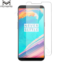 MCMEME For Oneplus 5T Tempered Glass 9H 2.5D Ultra-thin HD Clear Protective Film Explosion-proof For Oneplus 5T Screen Protector цена